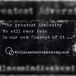 Concept of Adversity