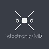 electronicsMD logo