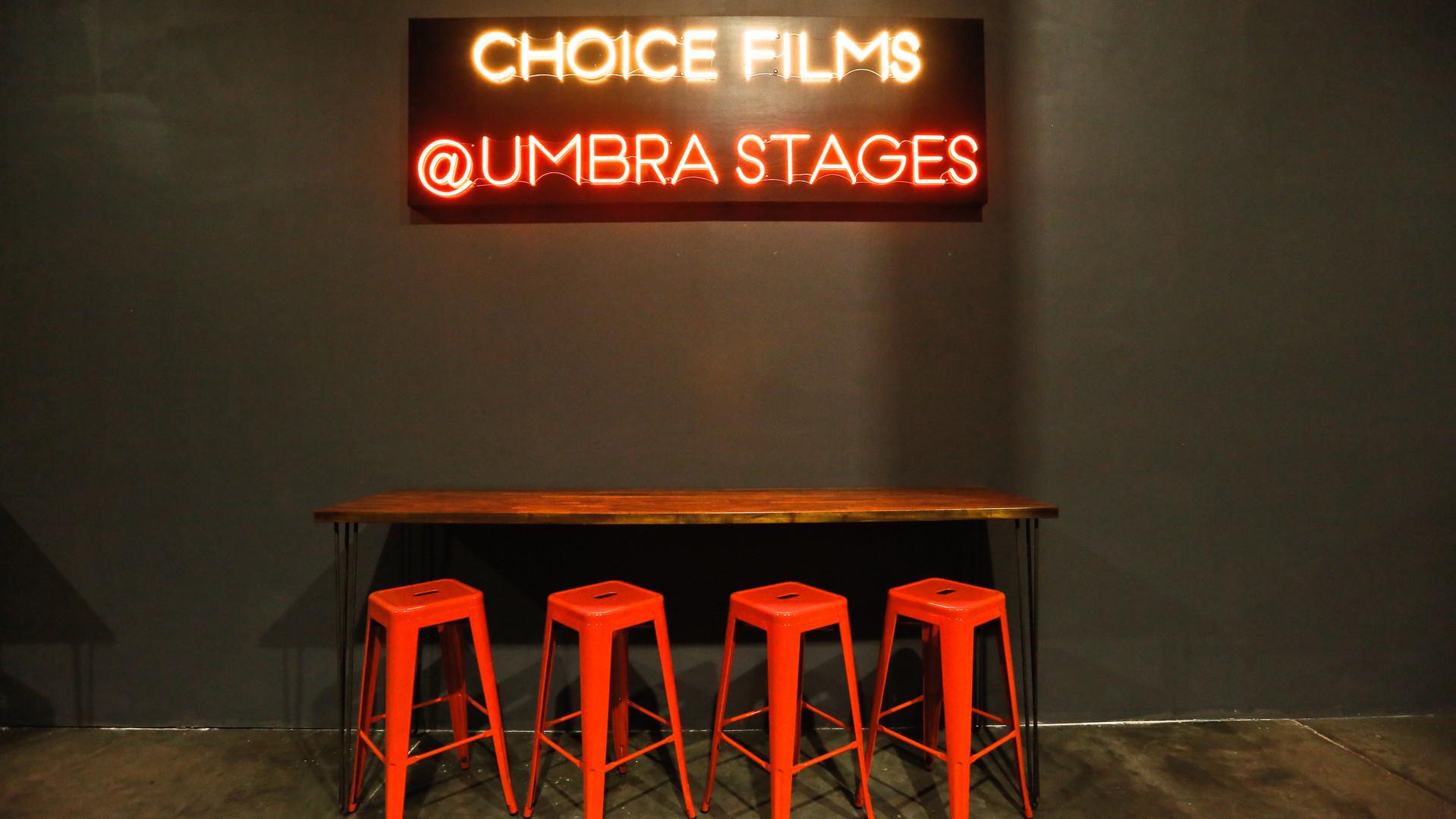 Choice at Umbra