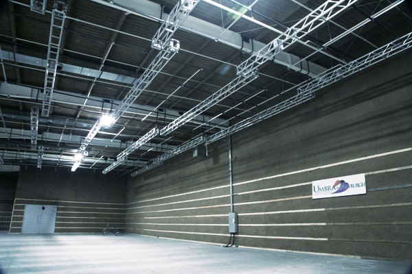 16,000 Sq Ft Soundstage