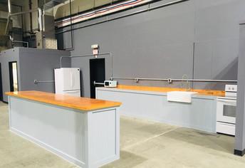Stage 2 Kitchen Area