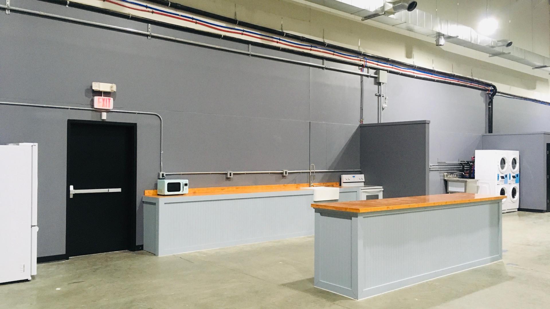 Kitchen on Stage 2