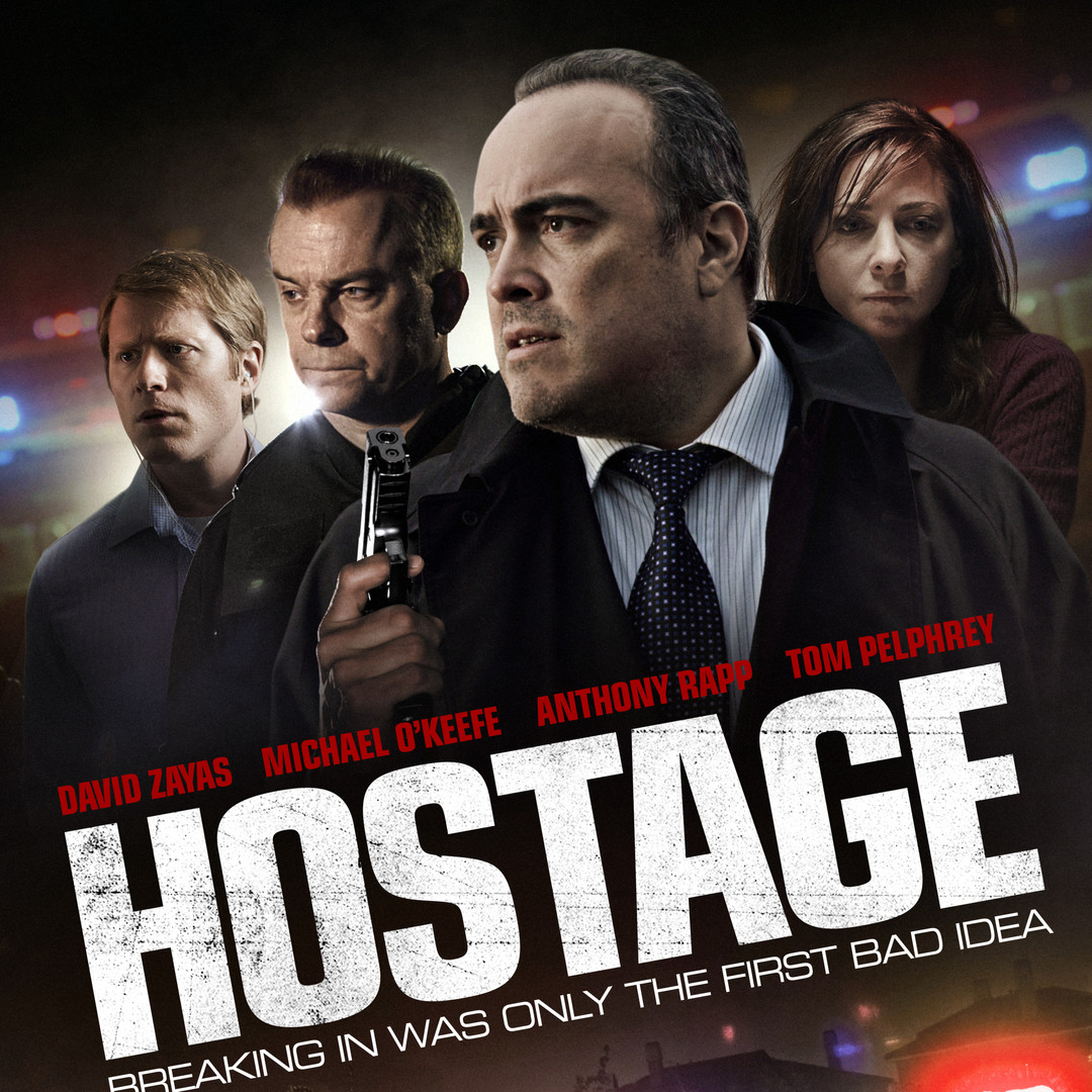 "International Poster ""Hostage"""
