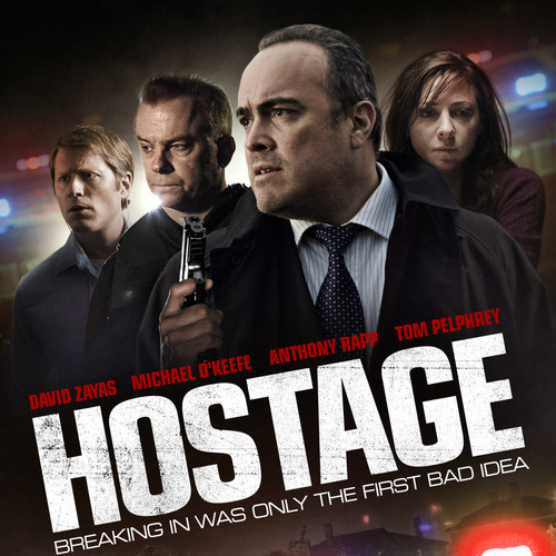 "International Poster ""Hostage"""