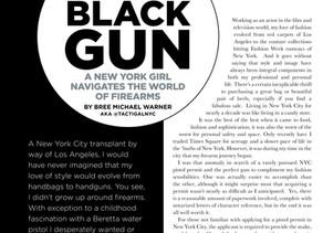 "SURE SHOTS MAGAZINE Featured Story ""Little Black Gun"""