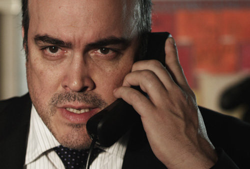 "David Zayas as ""Lt. Tarelli"""