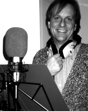Andrew C Wadsworth recording A Different