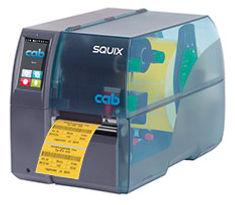 Squix Industrial labeller
