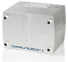 Communicator II thrmal transfer