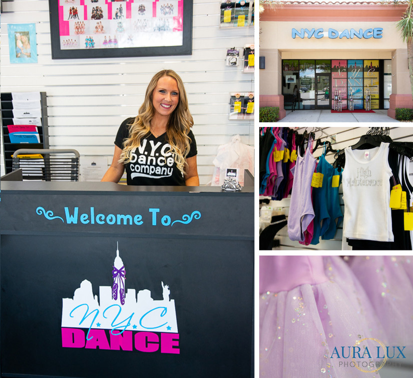 Kristin Kehley the owner of NYC Dance in Ocoee FL