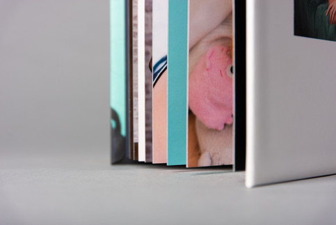 Aura Lux Photography Proud to Be Me tween photography album. Thick pages of an album. Winter Garden FL