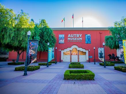 AUTRY MUSEUM RESOURCE CENTER