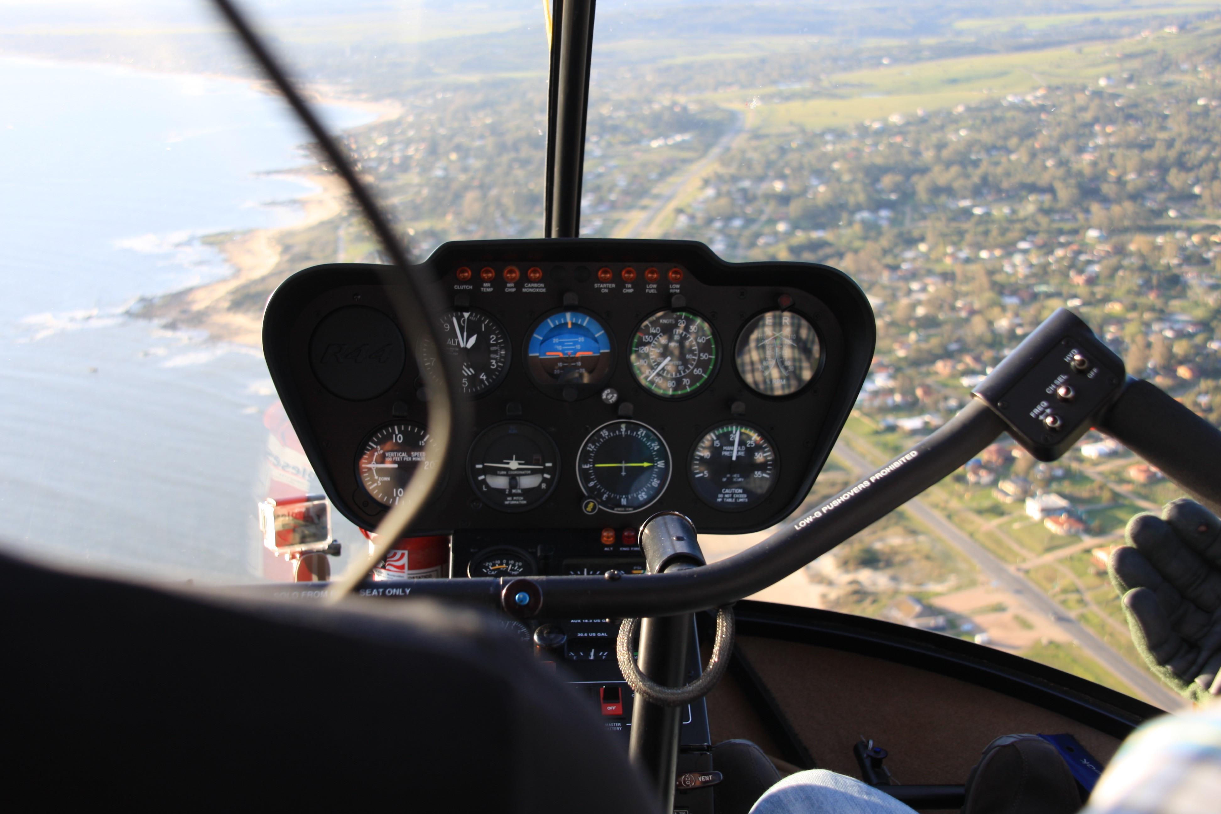 Instrucción + vuelo panorámico