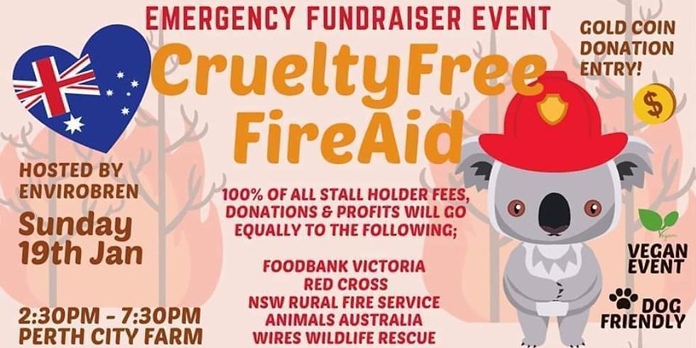 Emergency Fundraiser - FireAid