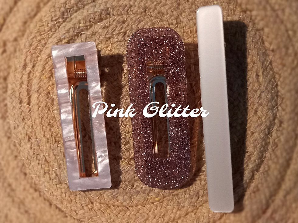 Glitter and Smooth