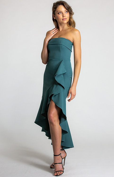 Jade Boobtube Dress