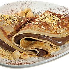 Crepes Nutella