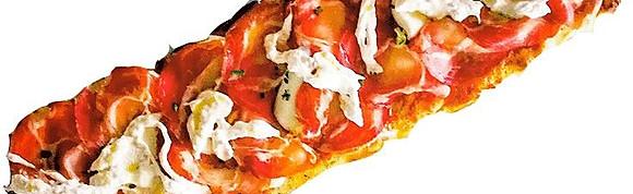 La pizza di piazza