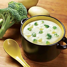 Crema di broccoli e patate
