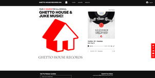 Ghetto House Records