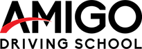 Amigo Driving School Text Logo 2019  .pn