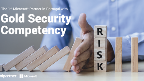 The First Microsoft Partner in Portugal with Gold Security Competency