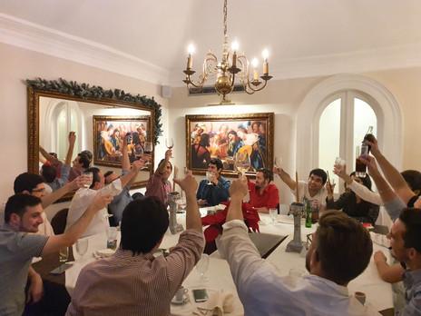 Christmas Dinner | Unipartner Madeira