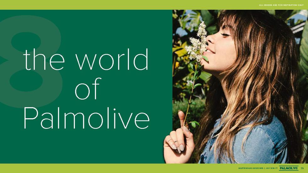 WORLD OF PALMOLIVE