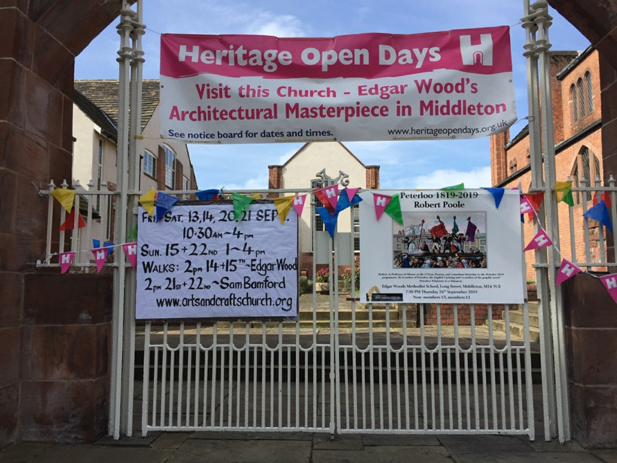 We look forward to seeing you at Heritage Open Days in September 2021