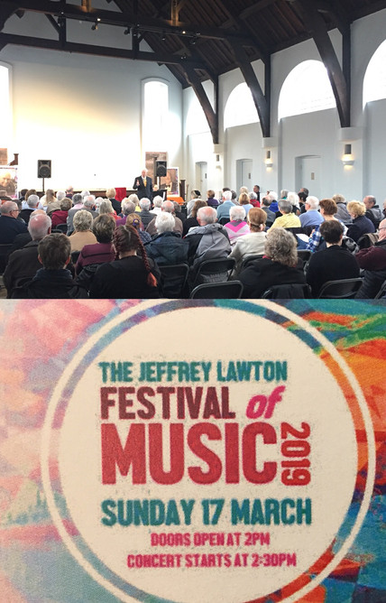 Rotary Concert in memory of Jeffrey Lawton