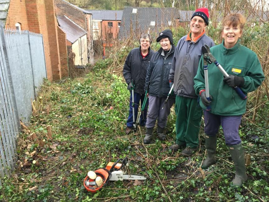Our brilliant volunteers