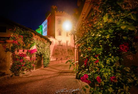 Night in Barolo