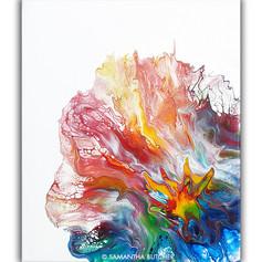 """""""Floral explosion 2"""" © Samantha Butcher"""
