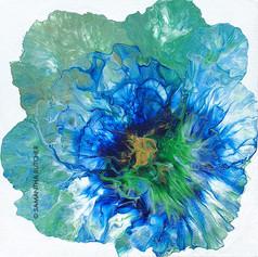 """Brassica Blue"" © Samantha Butcher"