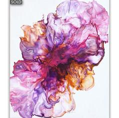 """""""Floral Combustion"""" © Samantha Butcher"""