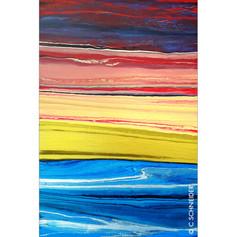 """""""Crimson Horizon"""" © C Schneider"""