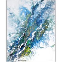 """""""Ice Melt"""" © C Schneider"""