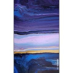 """""""Purple Horizon"""" © C Schneider"""