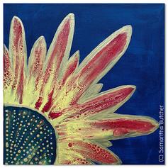 """Golden Sunflower"" © Samantha Butcher"