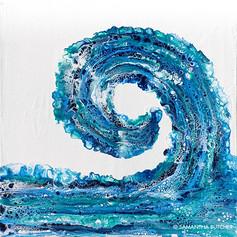 """Big Wave"" © Samantha Butcher"