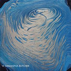 """Silver Twister"" © Samantha Butcher"