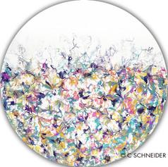 """Iridescent Corolla"" © C Schneider"