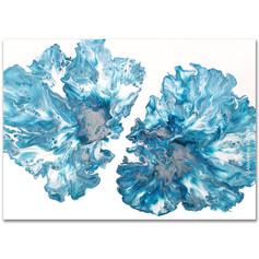 """""""Aqua Bloom"""" © Samantha Butcher"""