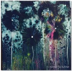 """Ghost Flowers"" © Samantha Butcher"