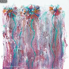 """Flower Bombs Too"" © Samantha Butcher"