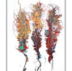 """""""Molten Blooms"""" © C Schneider"""