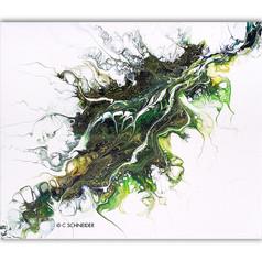 """""""Twisted Green 2"""" © C Schneider"""