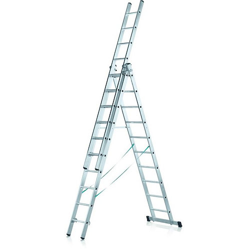 """3-секционная лестница """"Skymaster X"""" 3х8 5,80м"""