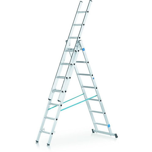 """3-секционная лестница """"Skymaster DX"""" 3х12 8,30м"""