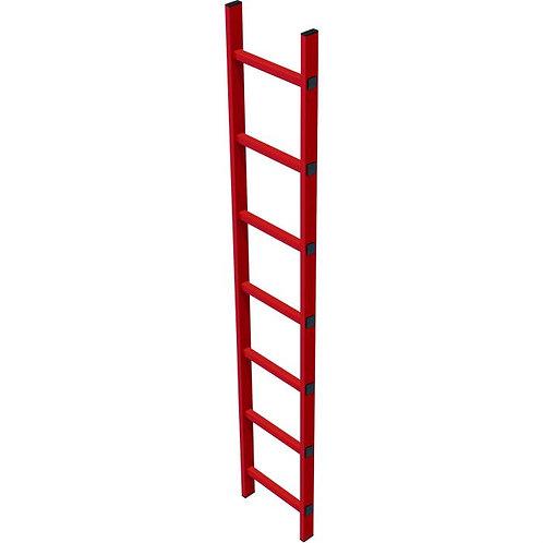 Шахтная лестница, стеклопластик, 1,68м (400мм)